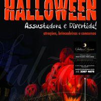 Halloween no Salão de Dança - O baile do Terror...