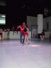 SALSA com Rodrigo Dellano e Isabel Rocha