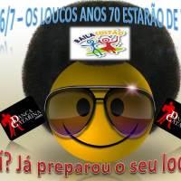 Festa anos 70 no BAILA COSTÃO 2012 - Com que roupa eu vou??