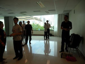 Bienal de Tango 2013 aulas 14 009