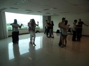 Bienal de Tango 2013 aulas 14 010