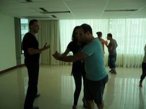 Bienal de Tango 2013 aulas 14 011