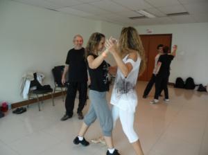 Bienal de Tango 2013 aulas 14 014