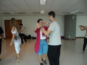 Bienal de Tango 2013 aulas 14 016
