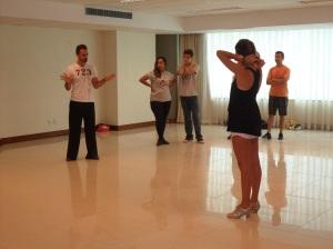 Bienal de Tango 2013 aulas 14 020