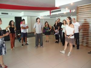 Bienal de Tango 2013 aulas 14 025