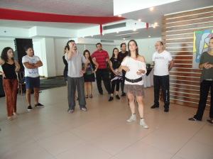 Bienal de Tango 2013 aulas 14 026