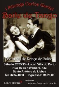 I Milonga Carlos Gardel