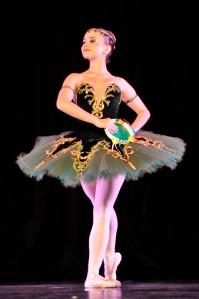 Escola Municipal de Ballet da Casa da Cultura - Crédito Claudio Etges