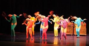 Grupo de Dança Camila Lorenzetti - Crédito Vanderléia Macalossi