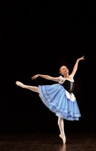 Ballet Vera Bublitz - Bruna Weber - Giselle - Crédito Cristiano Castaldi