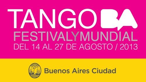 Tango Buenos Aires Festival y Mundial - Logo en Espanol