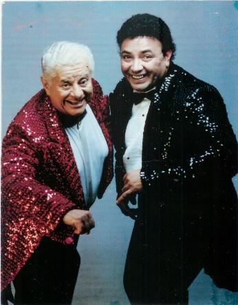 Tito Puentes e Eddie Torres
