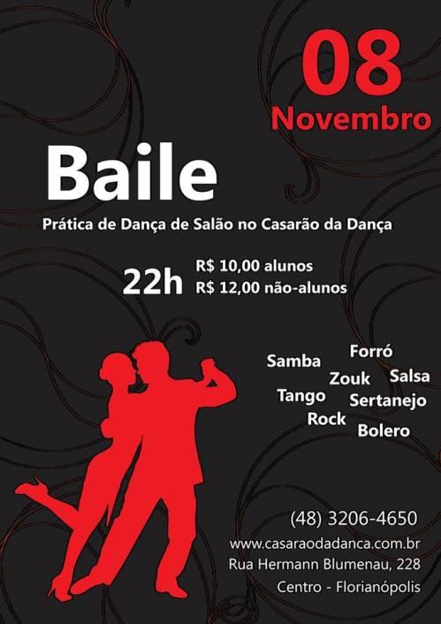 Baile Casarão dia 08