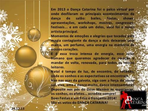 Cartão Natal 2013