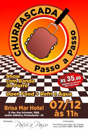 Churrascada com samb do Ademir dia 7
