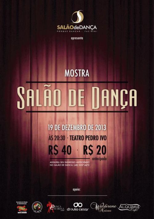 Mostra Salão de Dança dia 19