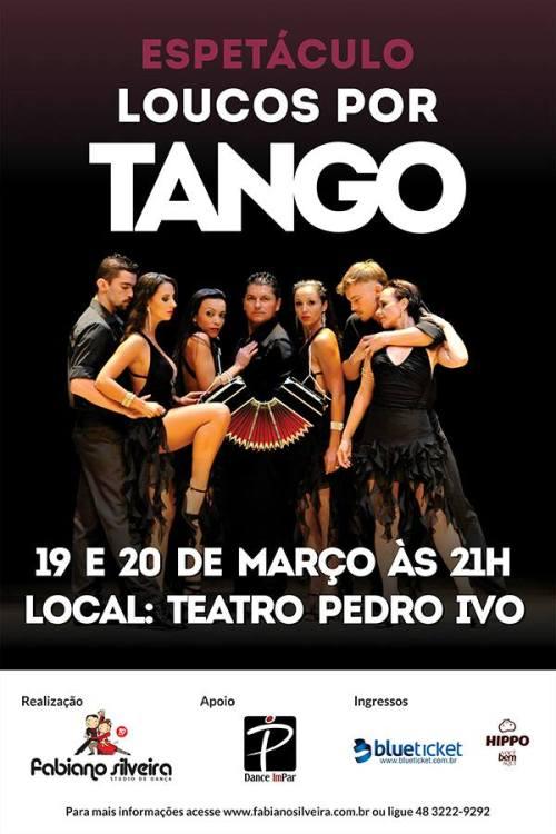 Loucos por Tango_Espetáculo