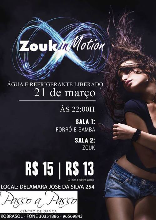 ZOUK IN MOTION DIA 21