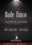 Baile Únici dia 06 de julho