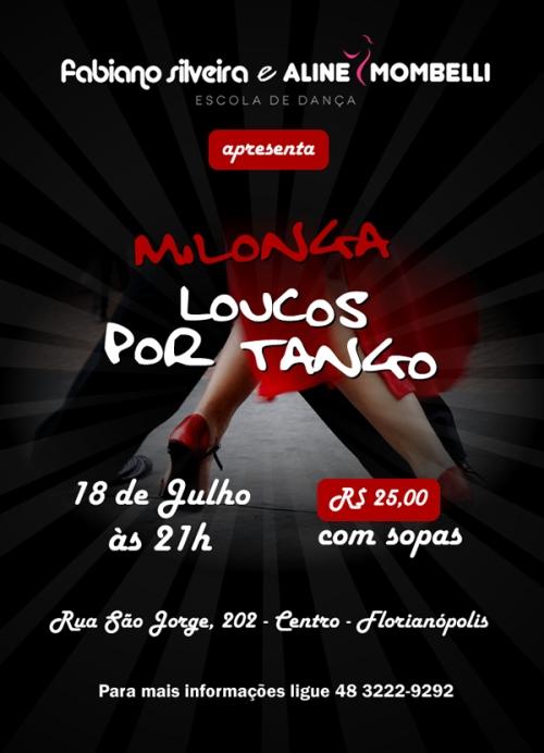 Milonga Loucos por Tango dia 18