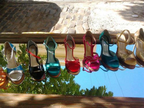 Alma Sapatos de Tango - Divulgação