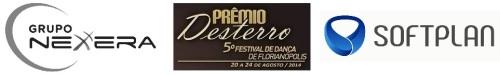 flyer Prêmio Desterro 2014 - apoiadores