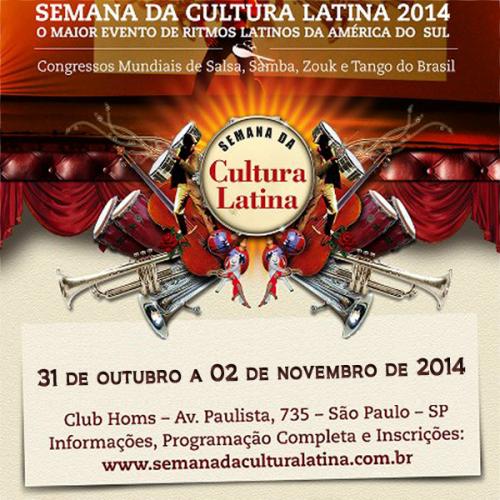Semana da Cultura Latina 2014