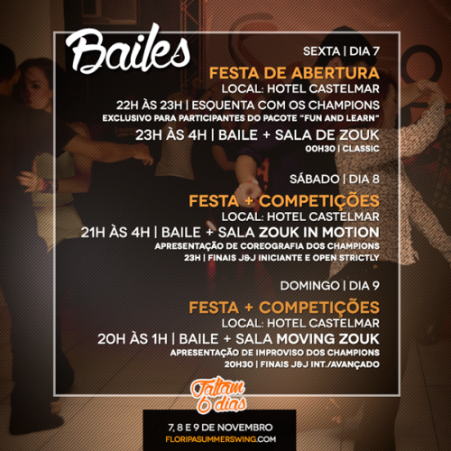 Bailes FSS